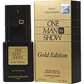 ONE MAN SHOW GOLD